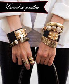 Per le lettrici: #Fashion details - quando i dettagli fanno la differenza, in fatto di #look!  #Moda #stile