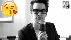 11 Times That Brendon Urie Was Basically A Human Emoji