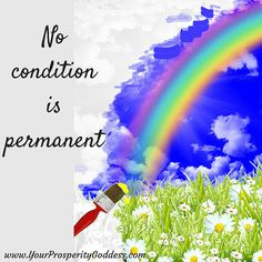 """Remember the saying """"This too shall pass"""" when you are going through struggles. No condition is permanent. Where there is a will, there is a way. Focus on your desires and keep working towards them and believing that change is possible. #mindset #confidence"""