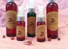 Rose Water Astringent 4 Ounce by NaturallyLillys on Etsy, $8.00