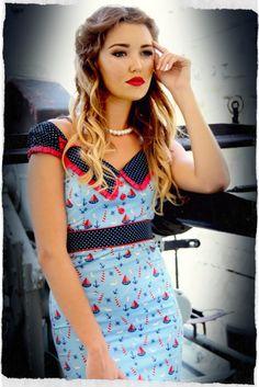 Aye Aye Kitten Wiggle Dress - Aye Aye Kitten - Collections
