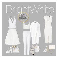 """""""Untitled #27"""" by sammy-skuse on Polyvore featuring Rochas, Brock Collection, Narciso Rodriguez, ESCADA, Giuseppe Zanotti, Carvela, Nly Shoes, Yves Saint Laurent, Oscar de la Renta and MICHAEL Michael Kors"""