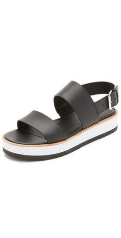 Vince Mana Flatform Sandals | SHOPBOP