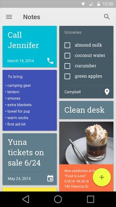New Android | FLAT UI DESIGN | Pinterest