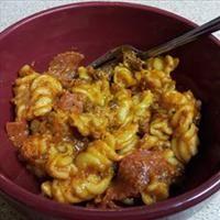 Crockpot Pizza Casserole | BigOven recipe 163426