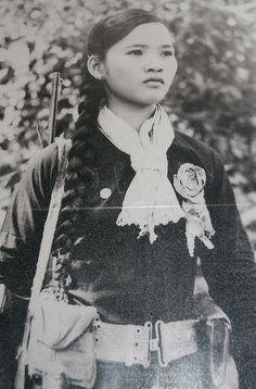 Viet Cong Girl