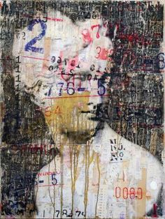 "Saatchi Art Artist Adam Collier Noel; Collage, ""The Price of Eternal Ephemera"" #art"