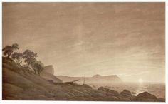 Friedrich, Caspar David: Die Insel Rügen
