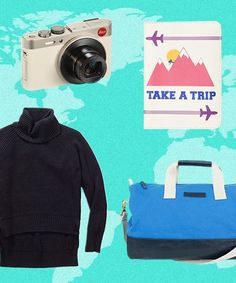 Holiday Travel Packing Tips - Winter Vacation Clothes | While there are certain headaches no one can avoid during holiday travel, these 32 accessories will upgrade your journey. #refinery29 http://www.refinery29.com/holiday-travel-packing-tips
