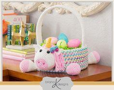 Unicorn Easter Basket