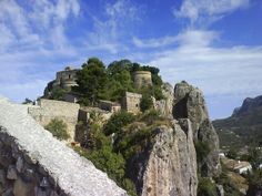 Guadelest, Spain