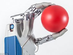 The bionic hand is attached directly to the central nervous system meaning it…
