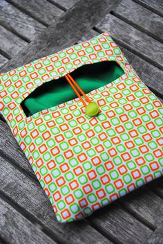 Reusable Shopping Bag. Pattern & Tutorial