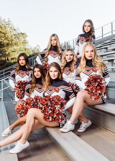 Through the primary stages regarding cheerleading the action was only which - communities of folks Cheerleading Senior Pictures, Cheer Team Pictures, Dance Team Pictures, Bff Pictures, Cheer Outfits, Cheerleading Outfits, Cheerleading Signs, High School Cheerleading, Cheerleader Costume