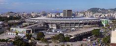Estádio do Maracanã - Maraca - Futebol - Copa do Mundo - World Cup - Maracanã - Rio de Janeiro - Brasil - Brazil