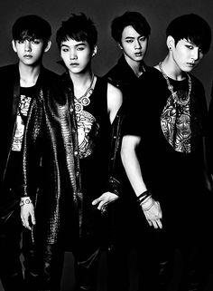 BTS | V | SUGA | JIN | JUNGKOOK | DARK AND WILD I cant help myself...must...pin!