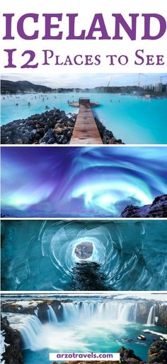 12 things to do and see in Iceland. Find out what not to miss in Iceland. I Where to go in Iceland I What to see in Iceland I What to visit in Iceland I What to do in Iceland