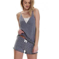 ea2503785f3d7 Производитель: Польша Тип: Пижама с шортами Материал:трикотаж Состав: 60%  хлопок
