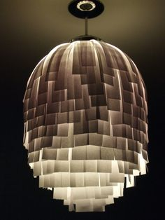 How to Upcycle a Paper Lampshade - Things To Do Yourself - DIY