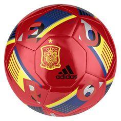 b46e24f555fe0 Balón Adidas Selección Española Eurocopa 2016