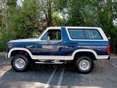 1981 ford bronco - Google Search
