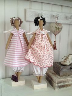 Tilda dolls, very nice