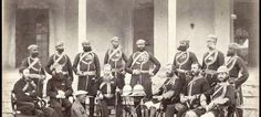 1st Bengal Lancers (Skinners Horse) Formed in 1803 by James Skinner, the 1st Horse served in many Victorian era campaigns, including the First and Second Afghan Wars, First and Second Sikh Wars, and during the rebellion, where they remained loyal.  They were the first element of the British Indian army sent abroad, fighting in the Boxer Rebellion, where they distinguished themselves in the battle of Peking.