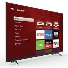 "Tcl 49"" HD Roku Tv 1080p"