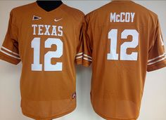 low priced 7e4ce f9122 texas longhorns 12 colt mccoy white jersey