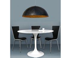 Lampa Glow Czarno Złota 50cm - 1