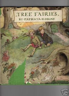 Tree Fairies by Patricia Robins, illustrated by Franke Rogers!