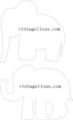 How to make a cardboard elephant Embroidery Patterns, Hand Embroidery, Quilt Patterns, Sewing Patterns, Diy Home Crafts, Felt Crafts, Paper Crafts, Art For Kids, Crafts For Kids