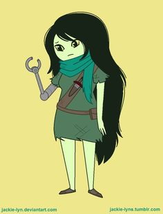 favorite adventure time character in the history of characters shes so fricken cool yay Shoko!