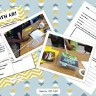 Lift It With Air is a science based engineering activity that encourages collaborative learning and problem solving. Students will design and create a device that can lift a book with only air! This download includes the design brief and a student handout that guides critical thinking of the engineering design process.
