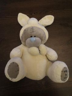 Plyšový macík Me to you, Teddy Bear, Toys, Clothing, Animals, Activity Toys, Outfits, Animales, Animaux, Clearance Toys