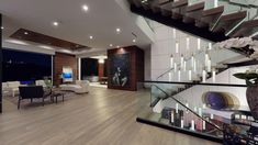Mansion Tour, 3d House Plans, Glam Living Room, California Homes, House Rooms, Virtual Tour, Luxury Homes, Geek, Tours