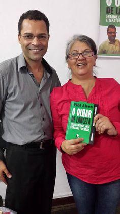 Escritores Sem Fronteiras2: Sobre Elói Alves e seu Olhar de Lanceta