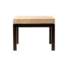 """Buy FDO Group """"Modisette End Table"""" by Boston Design Center (BDC) - Quick Ship designer Furniture from Dering Hall's collection of Industrial Mid-Century / Modern Transitional Side & End Tables."""