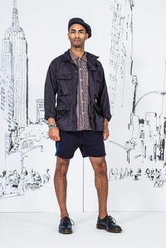 Engineered Garments, Look #8