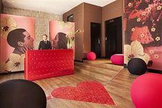 Hotel Montmartre Mon Amour (Paris, France)