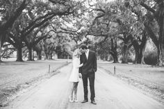 Sydney & Matt { Boone Hall Plantation Engagement Portraits } - RIVERLAND STUDIOS