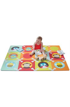 Skip Hop foam floor tiles