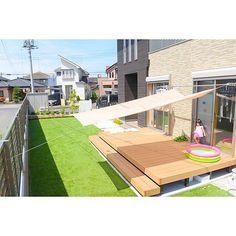 Outdoor Spaces, Outdoor Living, Outdoor Decor, Patio Design, Garden Design, D House, Forest House, Modern House Design, Ideal Home