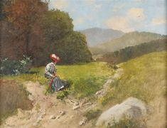 Global Art, Art Market, Past, Auction, Europe, Shapes, Artist, Painting, Past Tense
