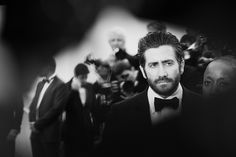 Black and White Portraits from the Cannes Festival 2015