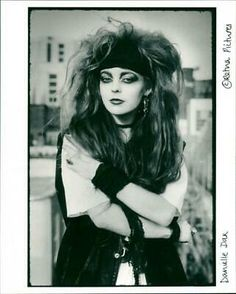 Danielle Dax, Music Icon, Timeless Fashion, Rock, Image, Women, Style, Musik, Swag