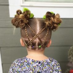 Merry Christmas Eve! Today I did 4 braids criss-crossed up to messy piggy buns! I've done similar styles in the past but not this exact criss-cross pattern! I won't be on Insta tomorrow, so I hope you all have a Merry Christmas, Hanukkah, Kwanza, or any other holiday you celebrate! ♥️