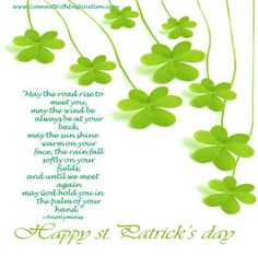 11 Best St Patrick's Day Inspirational images | Luck of the irish