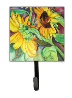 Sunflowers Leash or Key Holder JMK1267SH4