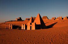 Meroe - Meroe, Al Khartum